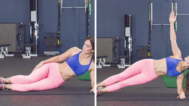 The Best Ab Exercises For Women 5 Moves A Flat Tummy