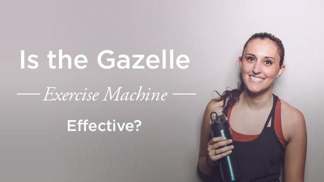 gazelle exercise