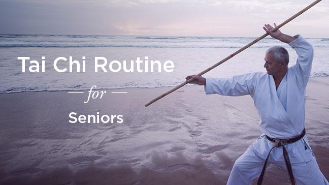 Senior Tai Chi