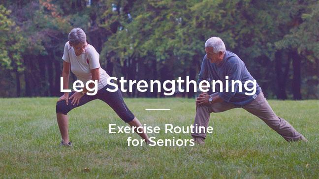 Leg Strengthening