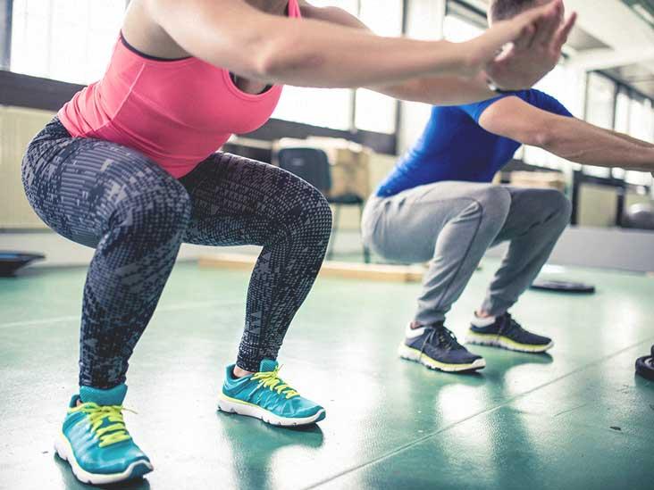 importance of regular exercise speech