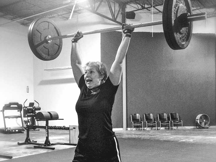 By 67, This Woman Kicked a Lifetime of Chronic Pain and Deadlifted 200 Pounds