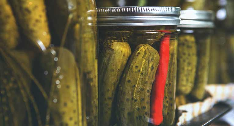 Drinking Pickle Juice: 10 Reasons It's All the Rage