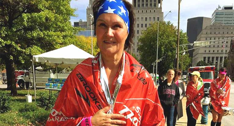 My First Marathon: From Weighing 300 Pounds to Running 26.2 Miles