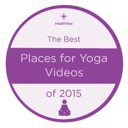 Places for Yoga Videos Badge