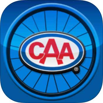 CAA Bike Safety logo