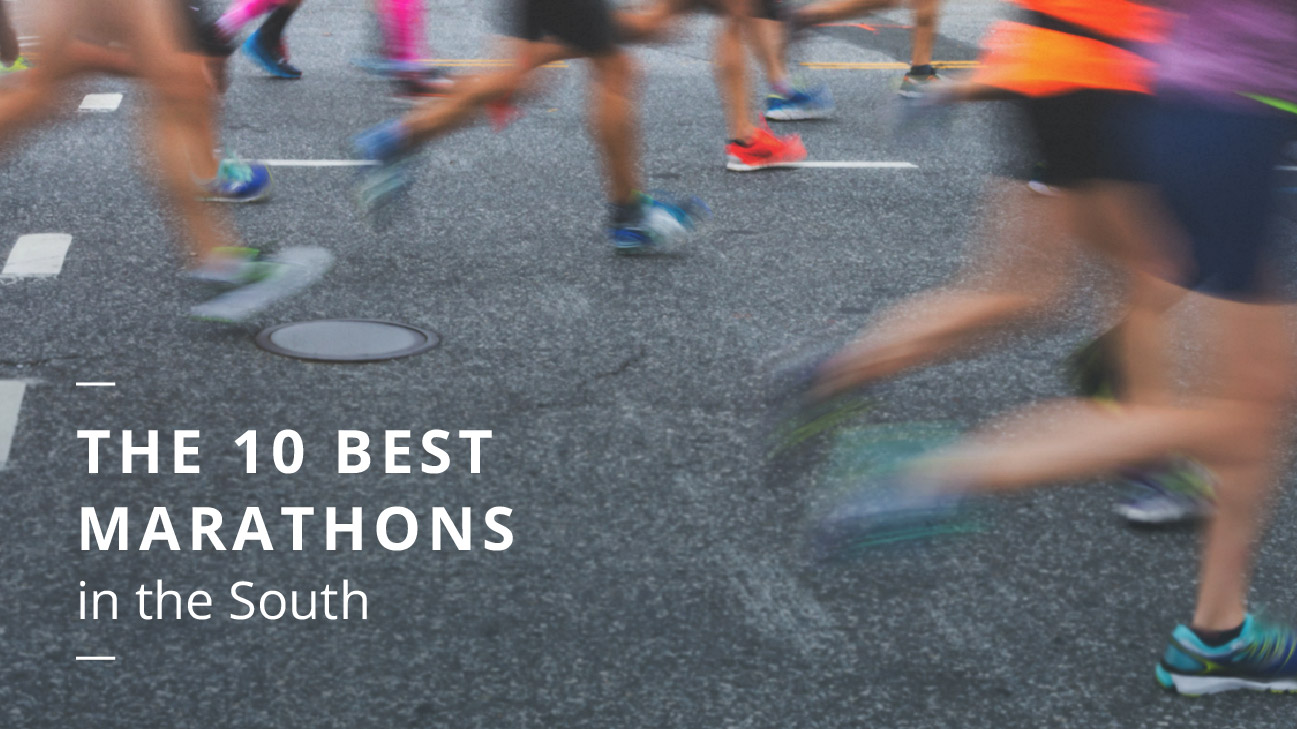 The 10 Best Marathons in the Southern U.S.