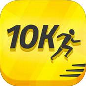 10k runner logo