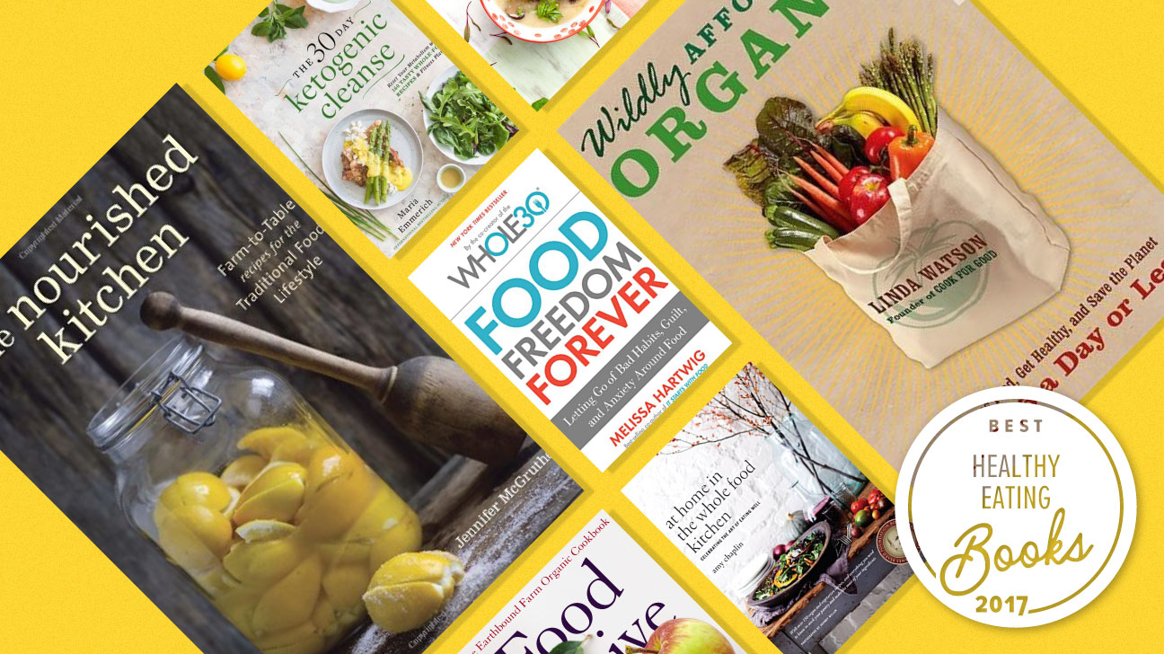 The best 12 books about healthy eating best books for healthy eating malvernweather Gallery