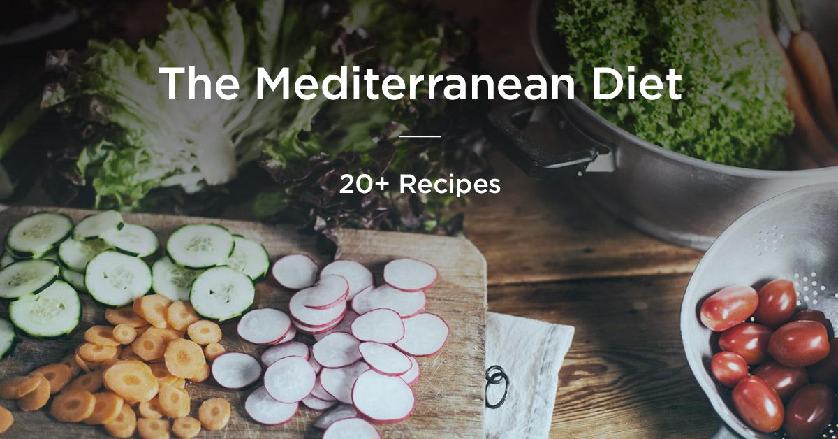 21 Healthy Mediterranean Recipes