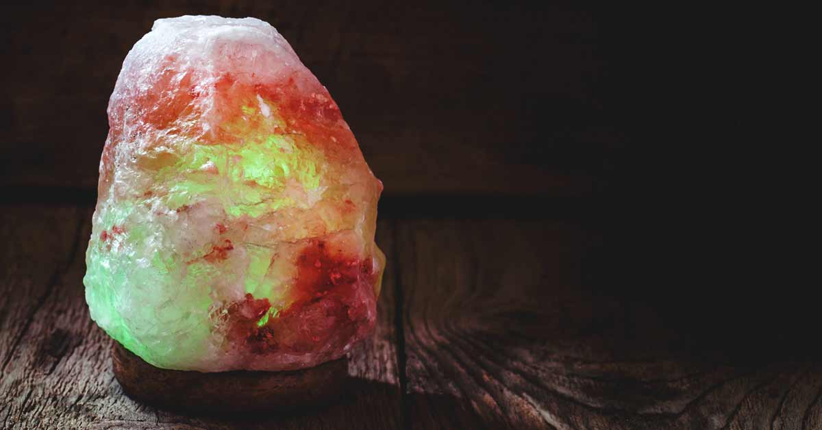 Do Salt Lamps Really Produce Negative Ions : Himalayan Salt Lamps: Do They Really Work?