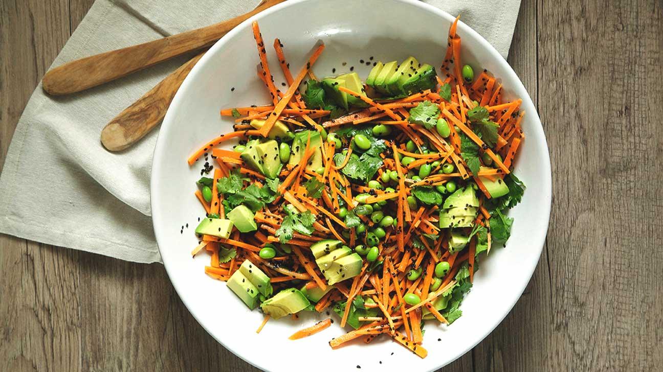 ginger sesame carrot