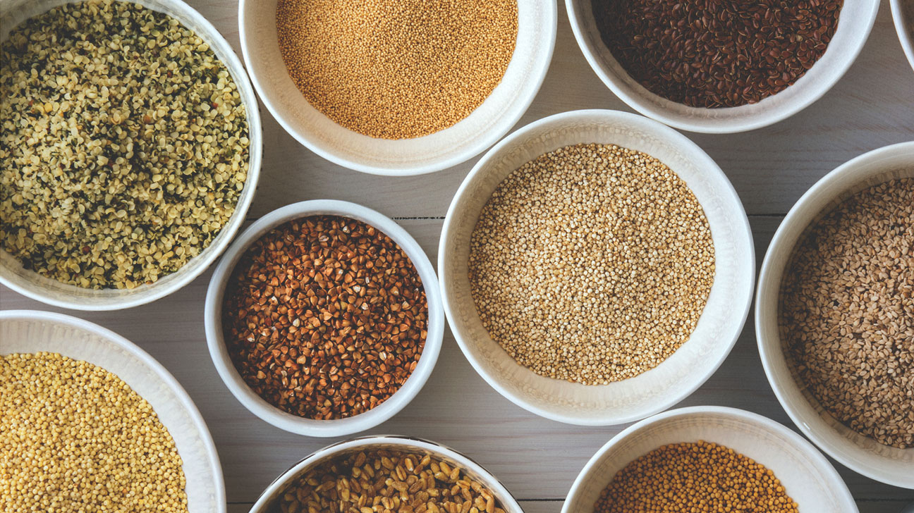 3 Antiinflammatory Superseeds You Need To Add To Your Grocery List If  You're Looking To Reduce Inflammation, Try Healthy Seeds Like Flax, Chia,  And Hemp