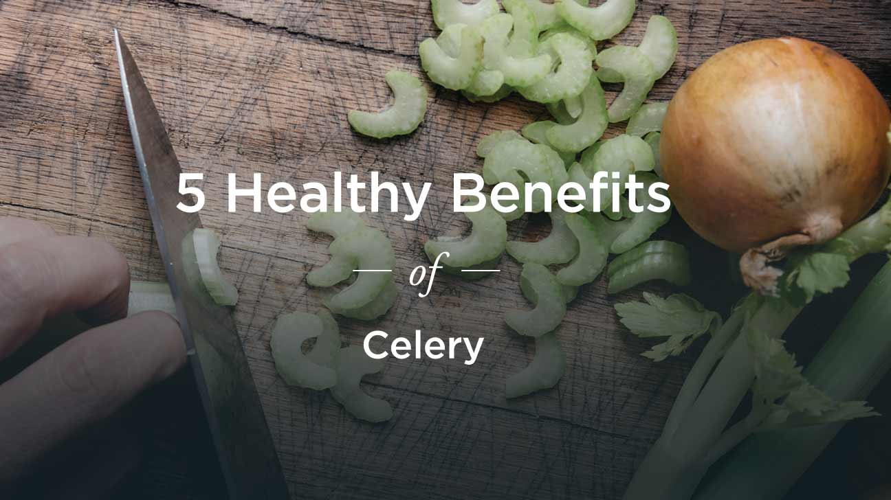 benefits of celery