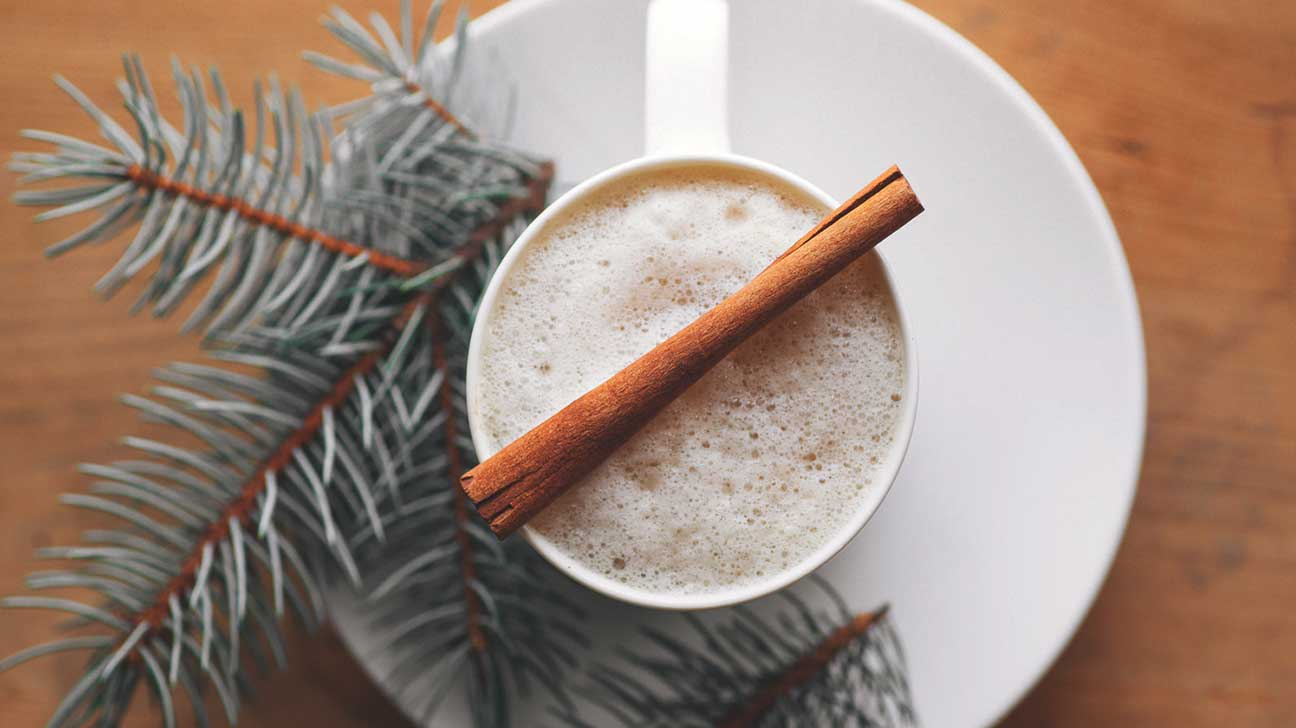 healthy holiday drinks