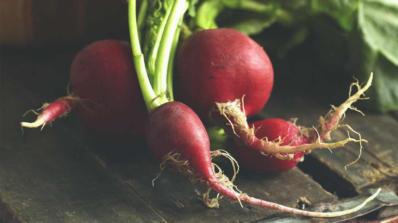 Are radishes good for you