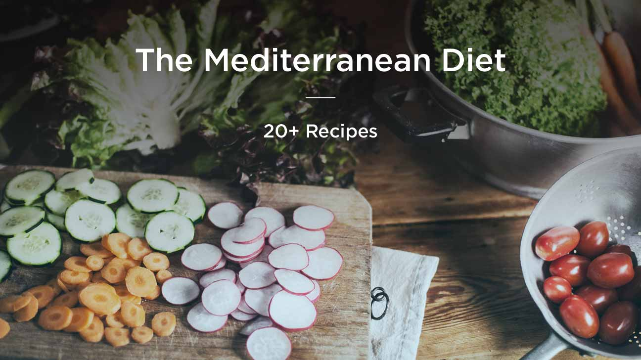 21 healthy mediterranean recipes heart healthy diet forumfinder Images