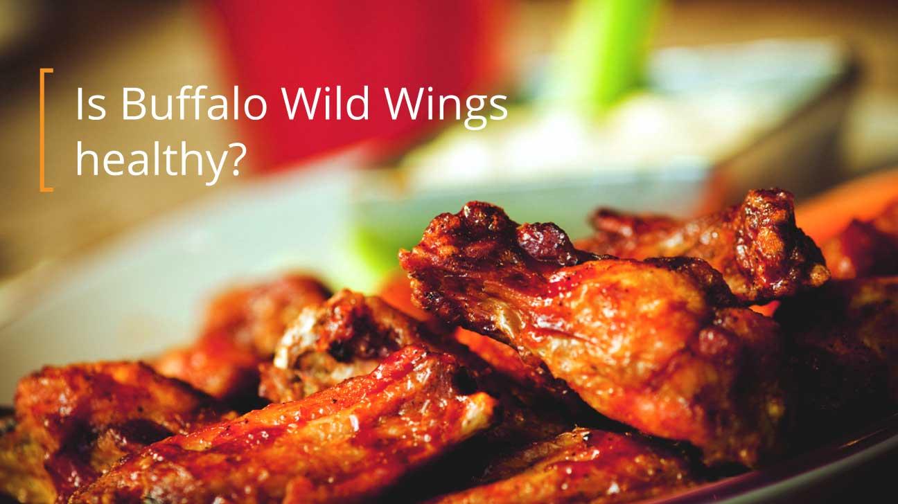 buffalo wild wings nutrition