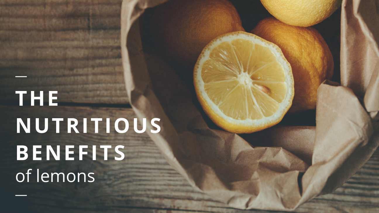 Are lemons good for you