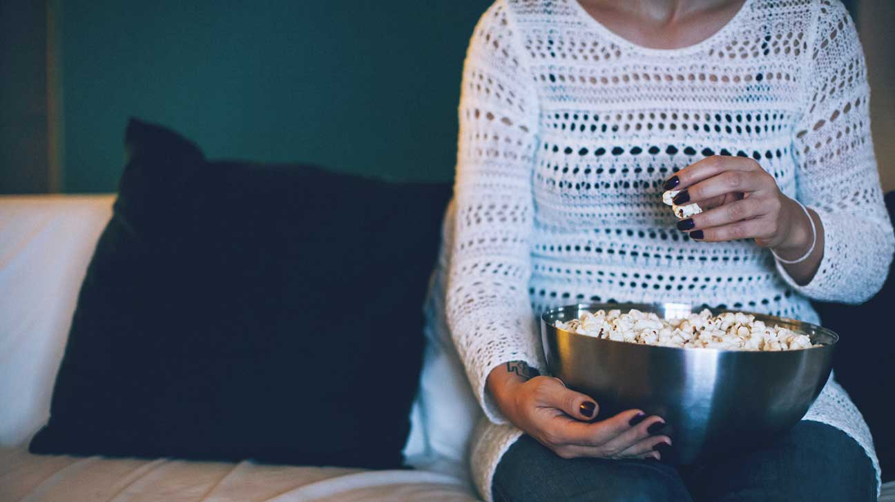 is popcorn healthy
