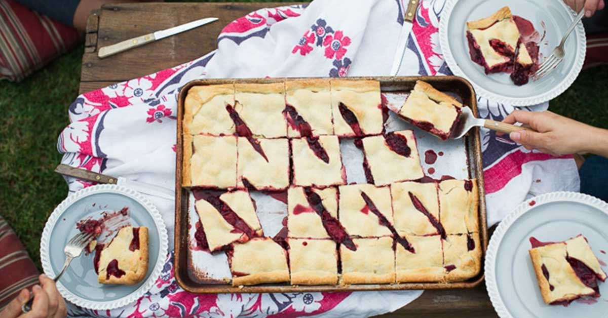pie and tart recipes