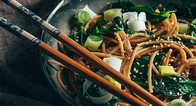 The Nutritional Value of Soba Noodles