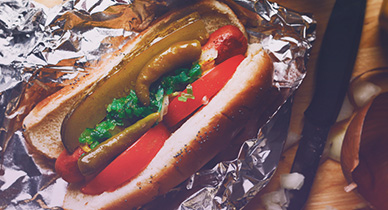 6+ Things Hiding in Your Hot Dog