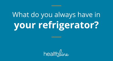What Do You Always Have in Your Refrigerator?