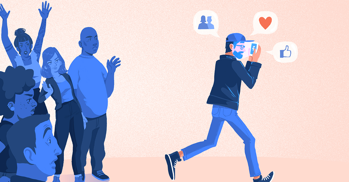 How Social Media Is Taking Away from Your Friendships