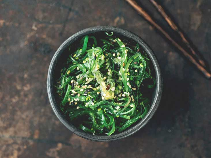 Why Kelp Is the Superfood That'll Actually Help You Lose Weight