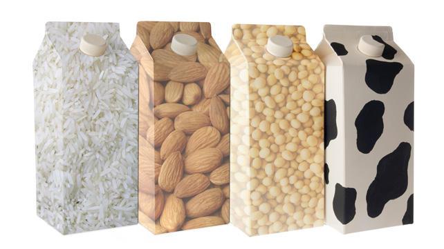 Weight Loss Supplements Almond Milk Vs Cow Milk Vs Soy Milk Vs Rice