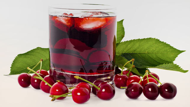 Image result for cherry juice
