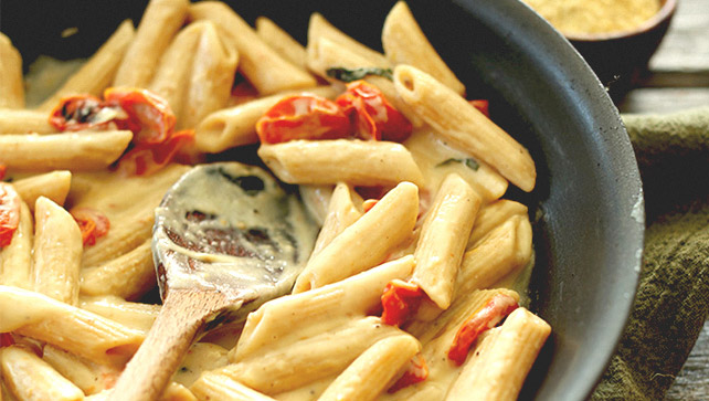Lactose intolerance pasta recipes