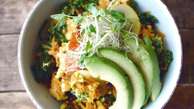 zen quinoa