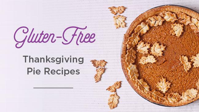 Gluten Free Pie