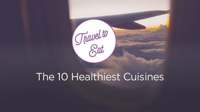 healthy foreign cuisine
