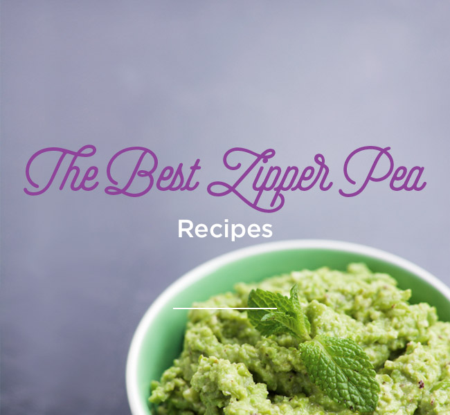 What Are Zipper Peas? Plus 7 Recipes