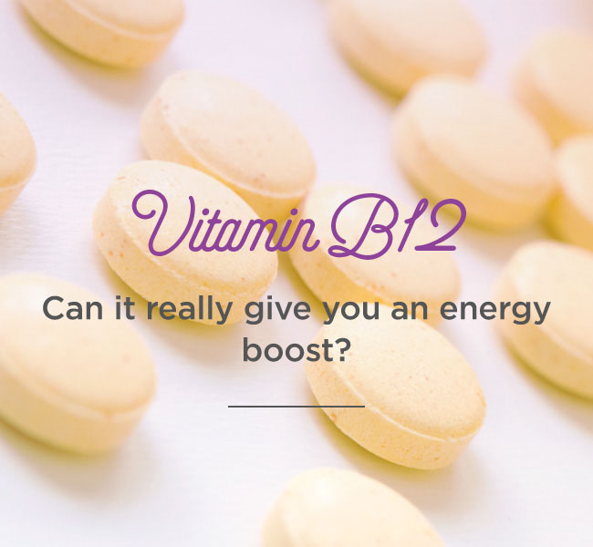 Vitamins For Energy Does B12 Work