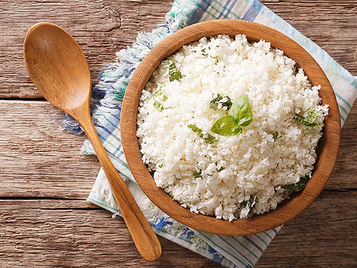 is rice healthy on a weight loss diet