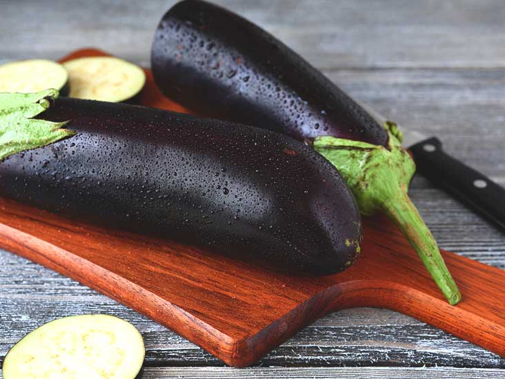 How to Recognize an Eggplant Allergy