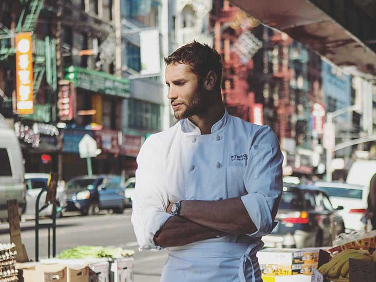 Peruvian Cuisine is Healthy, Just Ask Model Franco Noriega!