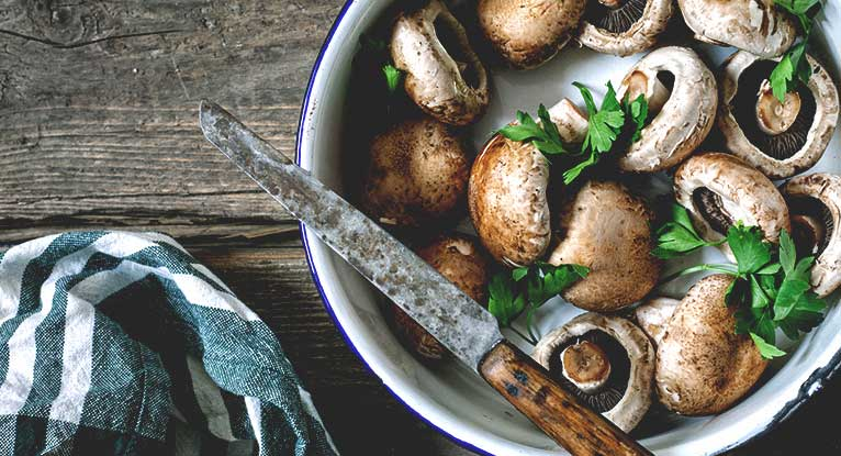 16 Inventive Mushroom Recipes for Vegetarians
