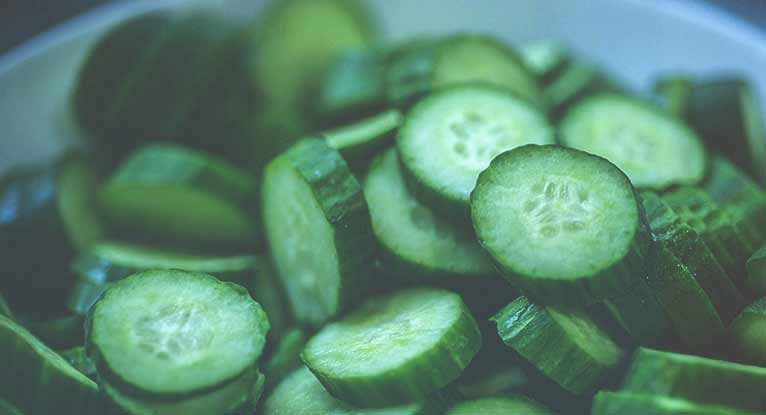 How To Get Rid Of Dark Circles With Cucumber