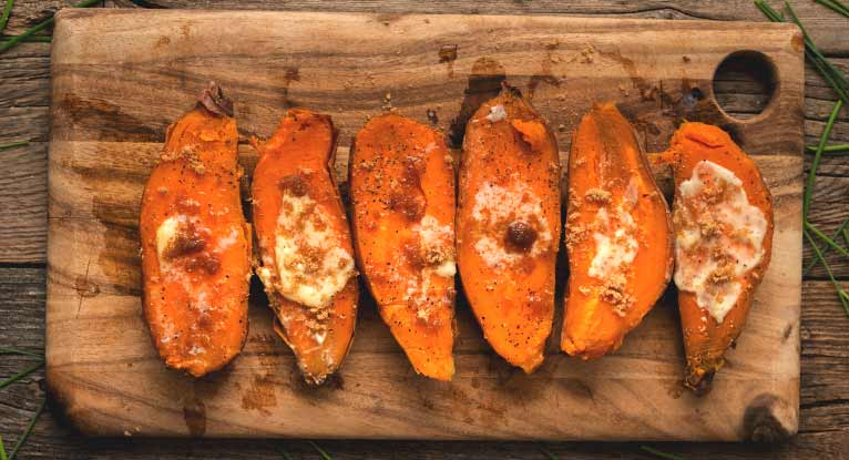 16 Delicious Sweet Potato Recipes for Fall