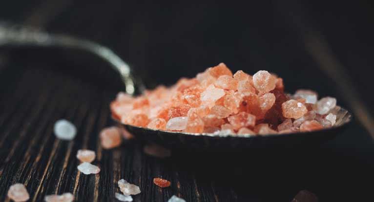 The Health Benefits of Pink Himalayan Salt