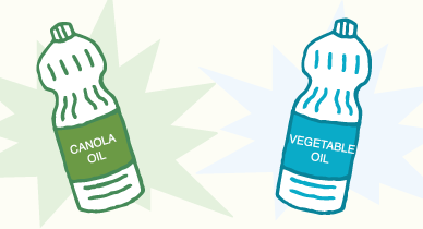 Canola Oil vs. Vegetable Oil: What's Healthiest?