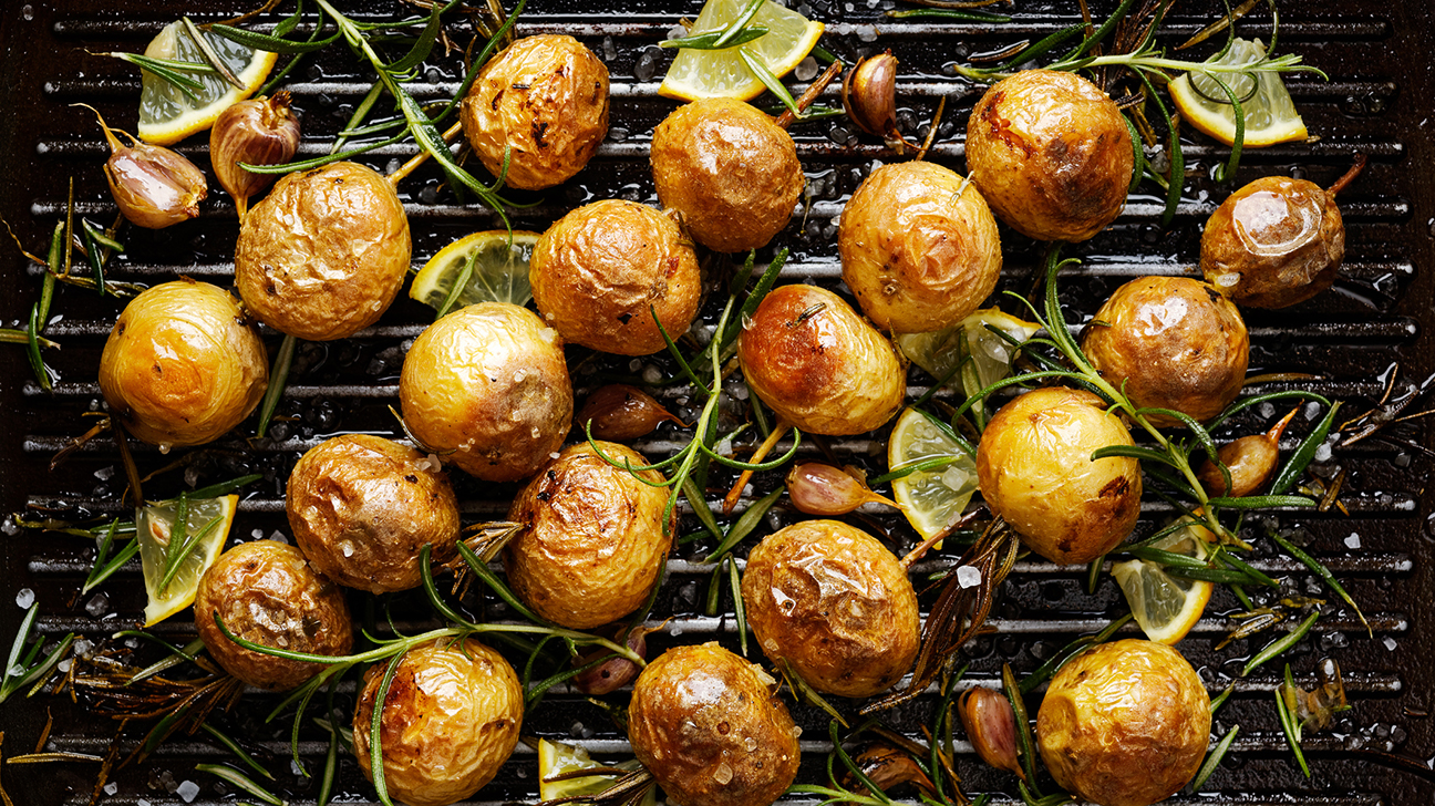potato and cholesterol