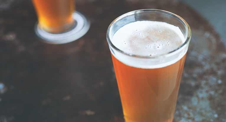 Beer allergy symptoms