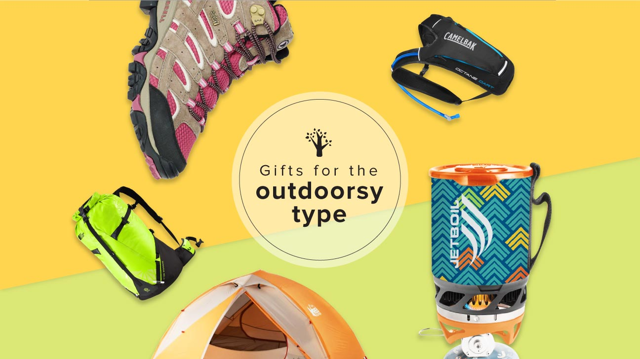 outdoorsy gift guide