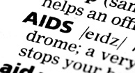 AIDS definition on dictionary page